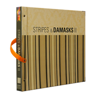 STRIPES & DAMASKS II