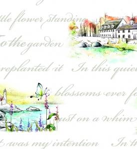 Giấy Dán Tường Soho 5545-1 city of Goethe