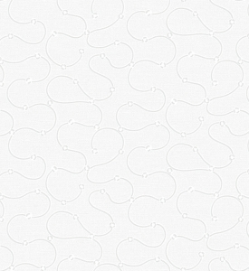 Giấy Dán Tường Soho 5600-1 Reebonz - White