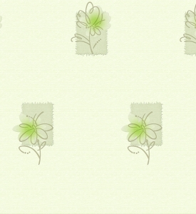 Giấy Dán Tường Soho 5603-1 daisy-yellow