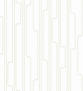 Giấy Dán Tường Soho 5605-1 line chip - White