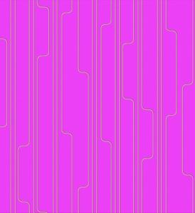Giấy Dán Tường Soho 5605-3 line chip - Hot Pink