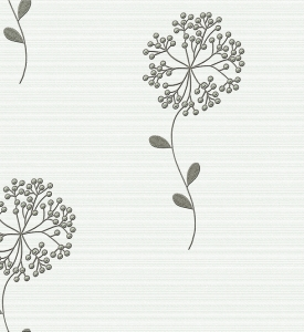 Giấy Dán Tường Soho 5609-3 Money Tree - Silver