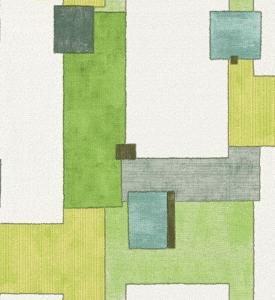 Giấy Dán Tường Soho 5612-1 Modern Quilt - Green