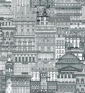 Giấy Dán Tường Art Deco 8060-1