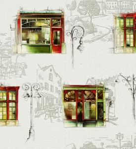 Giấy Dán Tường Art Nouveau 9312-1