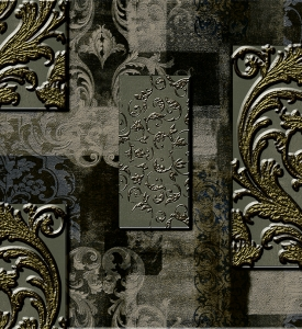 Giấy Dán Tường Art Nouveau 9331-3