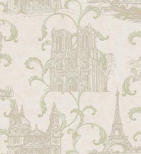Giấy Dán Tường Tiffany 9808-1