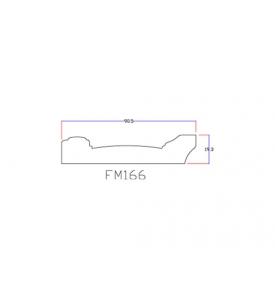 Len tường nhựa FM1666