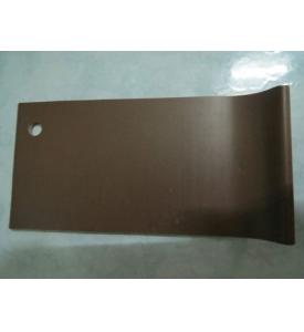 Len tường nhựa PVC Skirting Thái Lan(Brown)