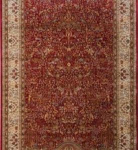 Thảm Trang Trí Kashmir 806 Red